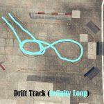Drift Track (Infinity Loop) [Menyoo] 1.0