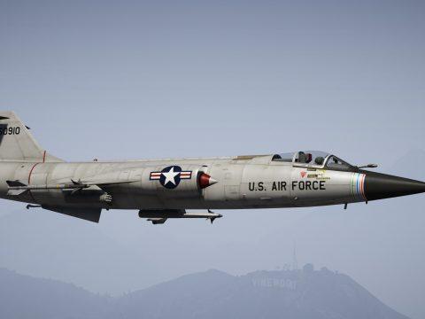 F-104C Starfighter [Add-On] 1.0