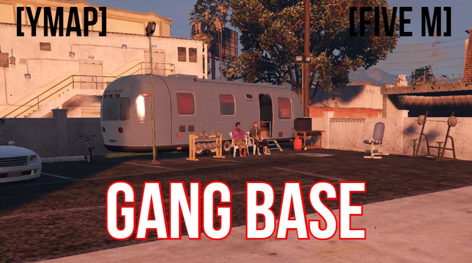 Gang Base [YMAP | FiveM] v1