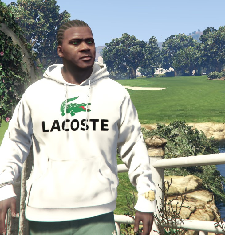 Hoodies for franklin (pack) 1.0 (replace)