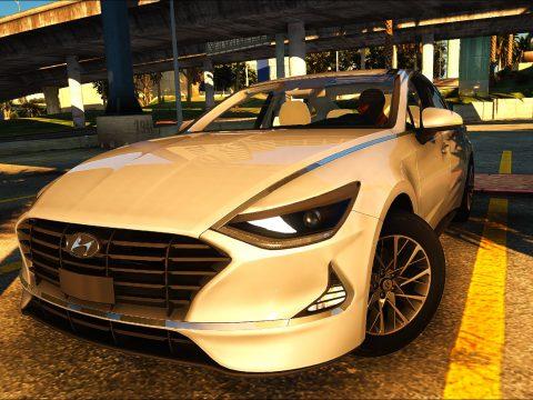 Hyundai Sonata 2020 [Replace] 1.0