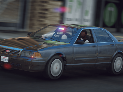 LSPD Dual Purpose Vehicle Pack 1.0