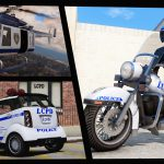 Liberty City Vehicle & Ped Pack (FDLC, LCPD and more) [Add-On   Liveries   Sounds   Custom Shards] v1.2.3