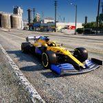 MCL35 Mclaren Formula One F1 [Add-On | Template] 2.0