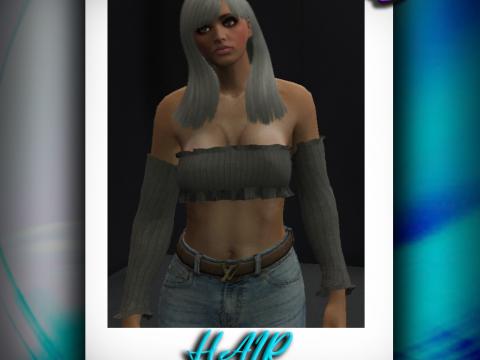 Medium Hair for MP Female 1.0