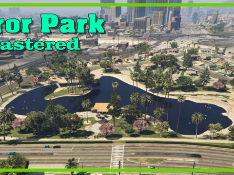 Mirror Park Remastered [YMAP / FiveM] 1.0
