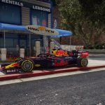 RB16 Aston Martin Red Bull 2020 Formula One F1 [Add-On | Livery] 3.0