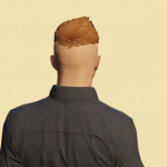 Short Hairstyle for MP Male 1.0