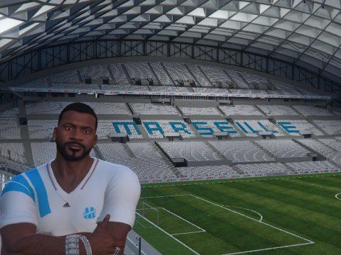 Orange Vélodrome Marseille - Soccer Stadium 2.0