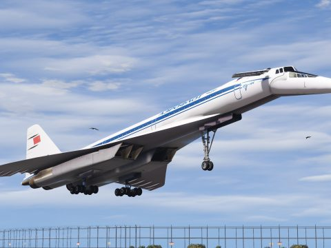Tupolev Tu-144D Charger [Add-On] 1.0