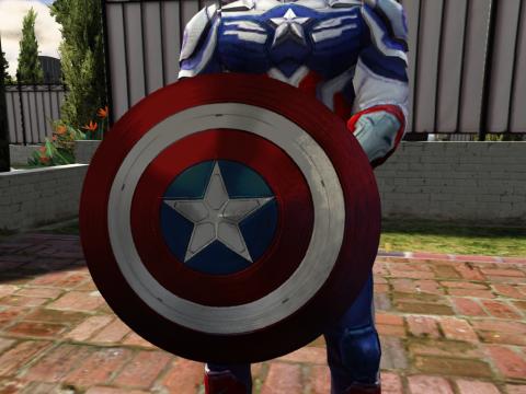 Ultimate Captain Shield MCU