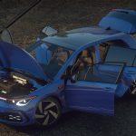Volkswagen Golf 8 GTI [Add-On | Unlocked] 1.0