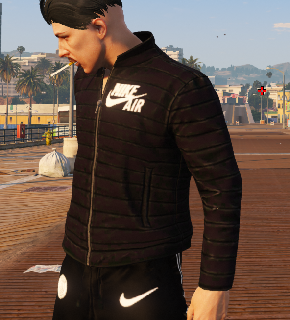 Jacket pack for MP Male 0.1
