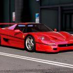 1995 Ferrari F50 [Add-On   Extras   Template] 1.4