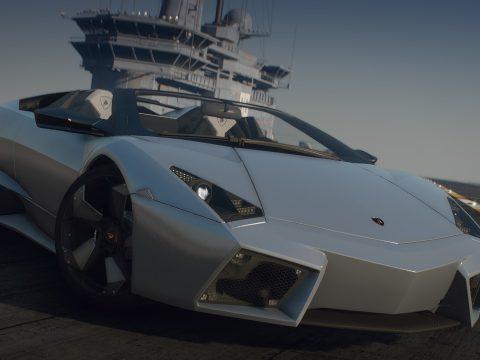 2009 Lamborghini Reventon Roadster [Add-on | OIV | Template | Manual Spoiler] 1.0