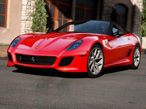 Add-On Car Ferrari