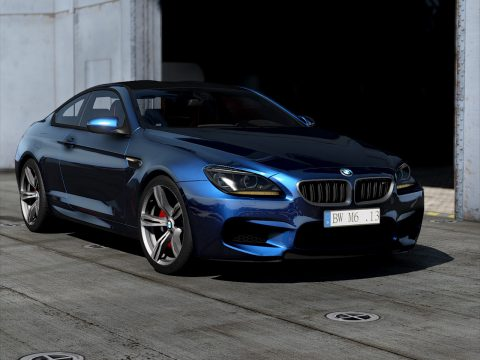 2013 BMW M6 F13 [Add-On   Extras   Template] 1.0