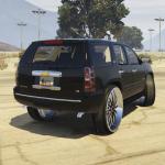 2014 Chevrolet Tahoe LTZ (Custom Style) Stage 1