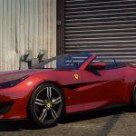 2018 Ferrari Portofino [Add-On   Extras   Animated window   Template] 1.0