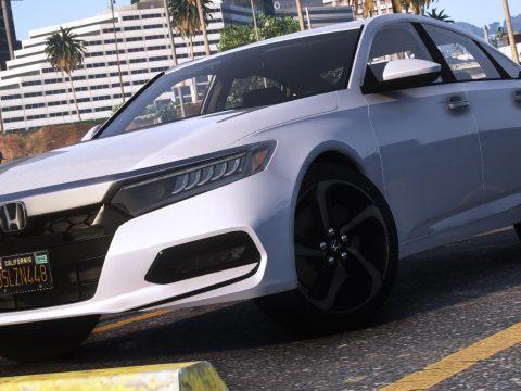 2020 Honda Accord 2.0T Sport 1.0