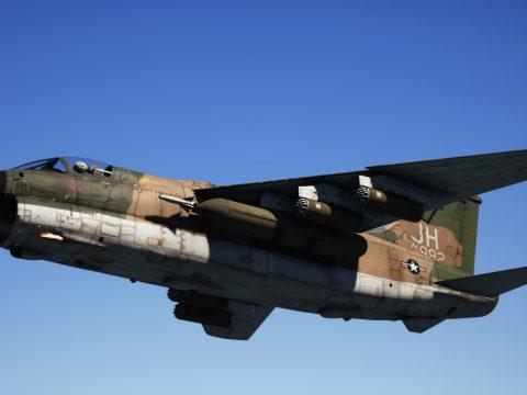 A-7D Corsair II 0.5