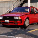 Alfa Romeo Milano Verde 1992 [Add-On | Tuning | Template] 1.2