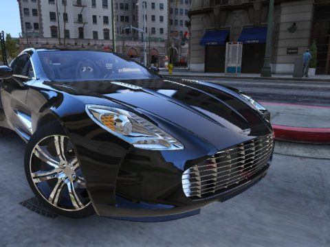 Aston Martin One-77 2010 [Add-On / Replace | Tuning | Template | Autospoiler | OIV] 2.0