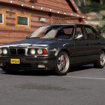 BMW M5 E34 1995 [Add-On   Extras] 1.3
