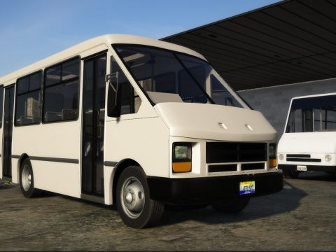Chevrolet Casa Casavan Microbus [Add-On | Replace | Template] 2.0