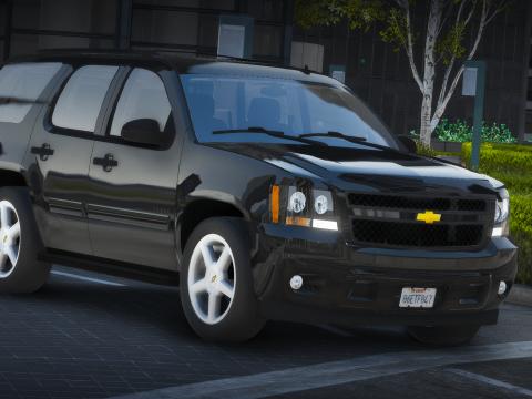 Chevrolet Tahoe 2014 [Replace/Add-On/FiveM | Unlock] 1.0