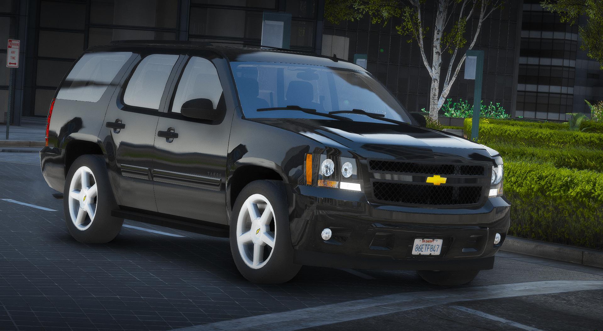 Chevrolet Tahoe 2014 [Replace/Add-On/FiveM   Unlock] 1.0