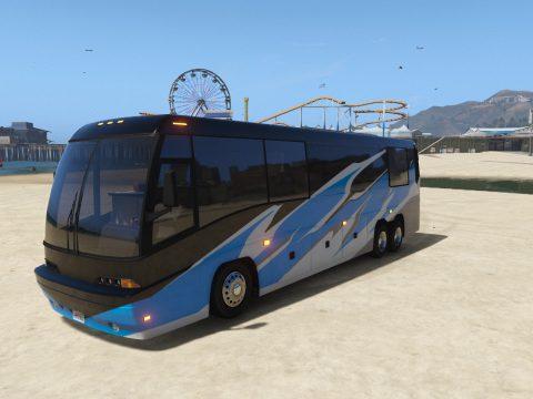 Coach RV/Motorhome [Add-On | Enterable Interior] 1.0