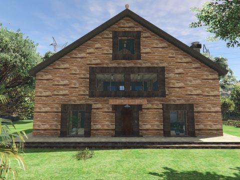 Eco Farmhouse [YMAP] 1.1