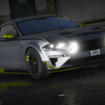 Ford Mustang RTR SPEC 5 [Add-On / Replace   Unlocked   Tuning] 1.5