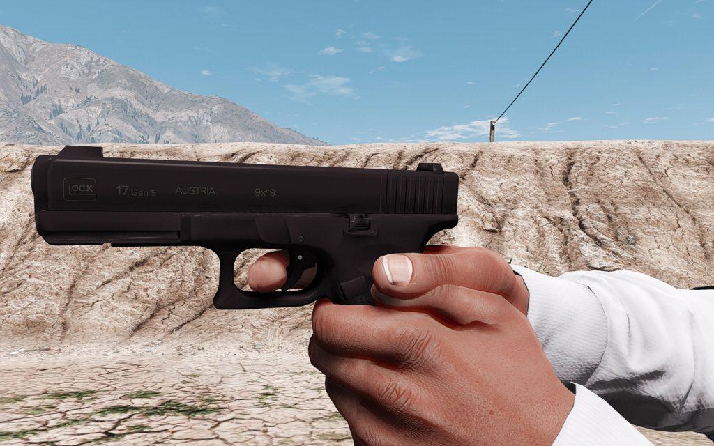 Glock 17 Gen 5 [Animated] 1.2