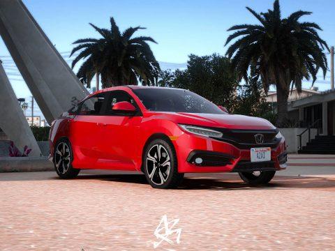 Honda Civic FC 2016 [Add-On]
