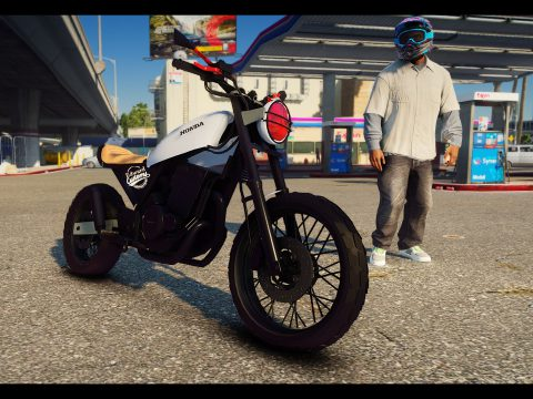 Honda Twister 250 Paragon [Add-On / Replace] 1.0