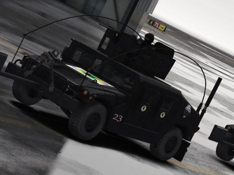 Humvee ISOF [Add-On]