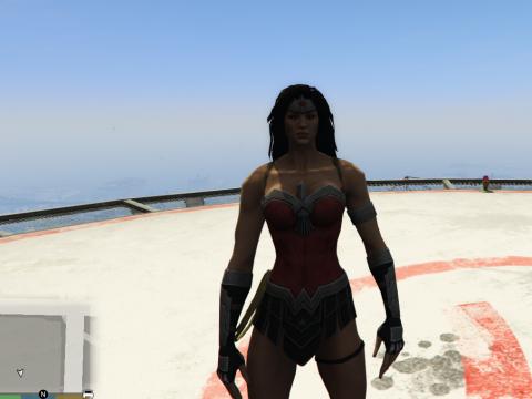 Injustice - Wonder Woman 1.1