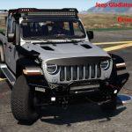 Jeep Gladiator 2020 [Add-On / FiveM | Tuning] 1.1