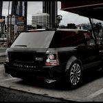 Land Rover Range Rover Sport 2012 Baku Style [Replace] 2.0
