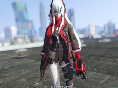 Lucia Crimson Abyss [Punishing Gray Raven] 1.0