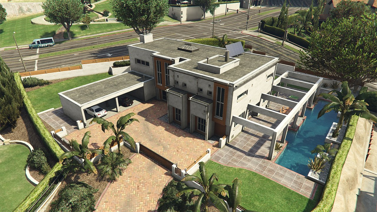 GJ's Mansion [MLO][Addon][WIP] 1.02