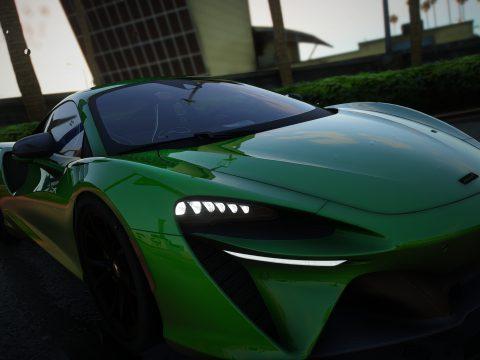 McLaren Artura [Add-On   Extras] 1.0