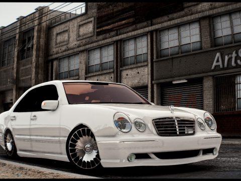 Mercedes-Benz E55 AMG W210 [Add-On] 1.0.2245.0