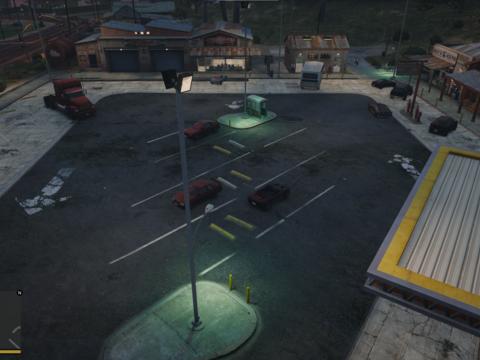 Paleto Bay Gas Station Revamp [YMAP] 1.0
