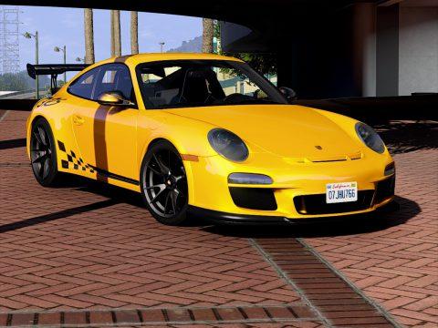 Porsche 911 GT3/GT3 4.0 [Add-On | LODs | Extras | Template] 2.0