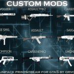 Printstream Gunpack 1.0