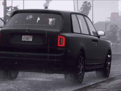 Rolls Royce Cullinan - Black Badge [Meta-files Update] 1.0