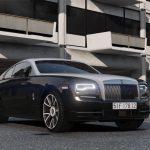 Rolls-Royce Wraith 2019 [Add-On | Animated] 1.2